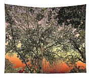 Glowing Sky Tapestry