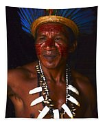 Amazon South America 3 Tapestry