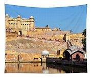 Amber Fort - Jaipur India Tapestry