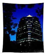 American Century Tower 1 Tapestry