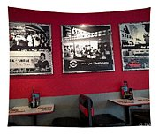 American Diner Tapestry