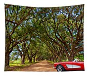 American Dream Drive 2 Tapestry