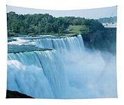 American Falls Niagara Falls Ny Usa Tapestry