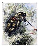 American Marksman Tapestry