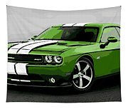 American Muscle Tapestry