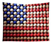 American Pastime Tapestry