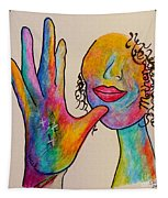 American Sign Language . . .  Mother Tapestry