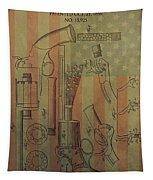 American Vintage Revolver Tapestry