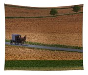 Amish Country Lancaster Pennsylvania Tapestry