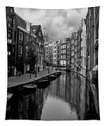 Amsterdam Canal Tapestry