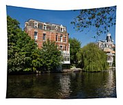 Amsterdam Canal Mansions - Floating By Tapestry