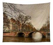 Amsterdam Panorama Tapestry