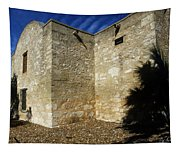 An Alamo View Tapestry