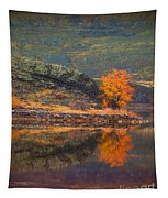 An Autumn Stand Tapestry