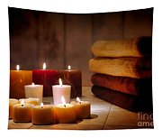 An Evening At The Spa Tapestry
