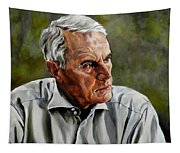 An Interesting Man - Viktor Hesse Tapestry