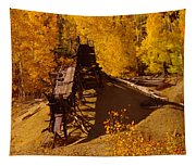An Old Colorado Mine In Autumn Tapestry