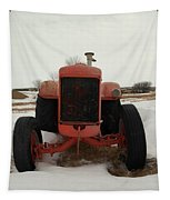 An Old Dase Tractor Tapestry