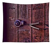An Old Doorbell Tapestry