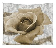 An Old Fashion Rose Tapestry