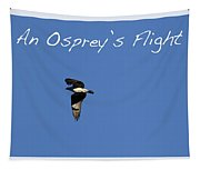 An Ospreys Flight Tapestry