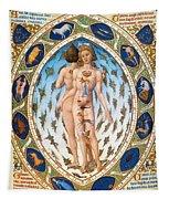 Anatomical Man Tapestry