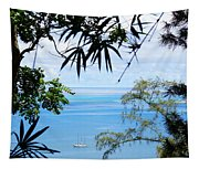Anchorage In Paradise Tapestry
