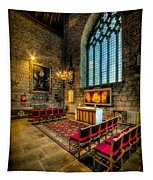 Ancient Cathedral Tapestry