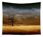 And The Rains Came Tapestry