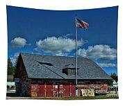 Andersons Dock Door County Wi Tapestry