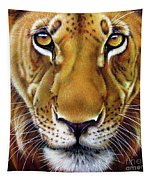 Andre Lion Tapestry
