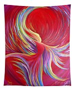 Angel Dance Tapestry