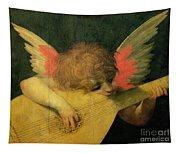Angel Musician Tapestry