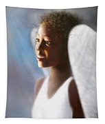 Angel Smile Tapestry