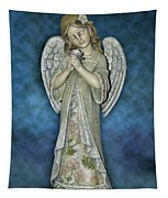 Angel Statue Tapestry