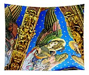 Angels On High Tapestry