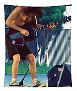 Angus Young Of A C D C At Day On The Green Monsters Of Rock Tapestry