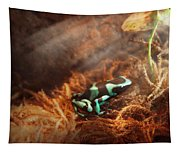 Animal - Frog - Lick The Green Frog Tapestry