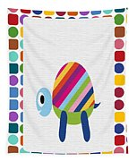 Animals Whimsical 2 Tapestry