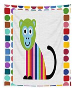 Animals Whimsical 6 Tapestry