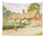 Ann Hathaway's Cottage Tapestry