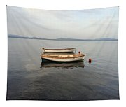 Another Boat Tapestry