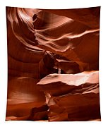Antelope Canyon 1 Tapestry