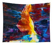 Antelope Canyon Light Tapestry
