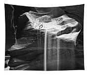 Antelope Canyon Sand Fall Tapestry
