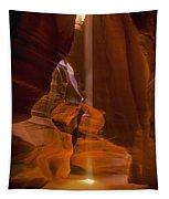 Antelope Canyon Utah, United States Tapestry