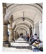 Antigua Arches Tapestry