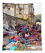 Antigua Guatemala Tapestry