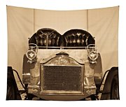 Antique Auto In Sepia Tapestry