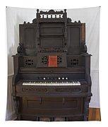 Antique Organ Tapestry